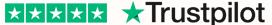 Oceniono na 5 gwiazdek w portalu Trustpilot