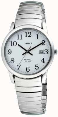 Timex Męska, łatwa w czytaniu, rozszerzana bransoletka T2H451