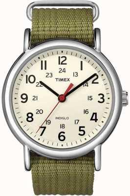 Timex Męski analog kwarcowy T2N651