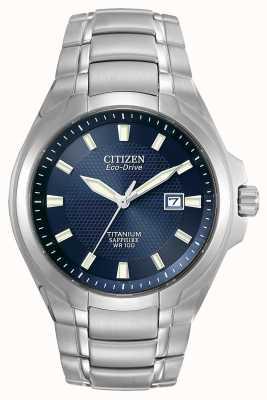 Citizen Męskie tytanu BM7170-53L