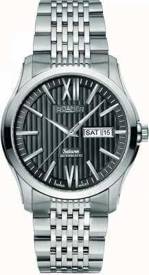 Roamer Męski zegarek ze stali nierdzewnej 941637415390