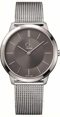 Calvin Klein Mężczyźni minimalne K3M21124