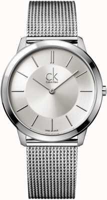 Calvin Klein Mężczyźni minimalne K3M21126