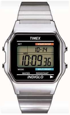 Timex Zegarek chronografu Gandawy T78587