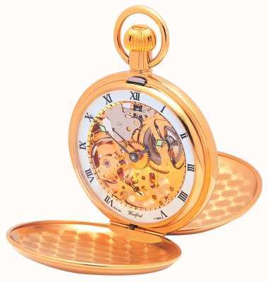 Woodford Zegarek kieszonkowy z dwoma kieszeniami 1014