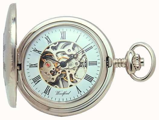 Woodford Mechaniczny zegarek kieszonkowy 1020