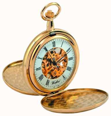 Woodford Pełny kieszonkowy zegarek myśliwego 1038