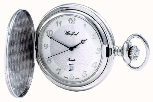 Woodford Pełny kieszonkowy zegarek myśliwego 1215