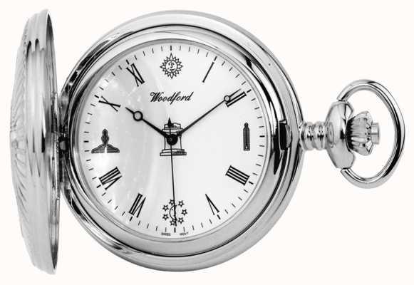 Woodford Masoński zegarek kieszonkowy 1227
