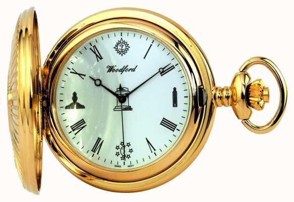 Woodford Masoński zegarek kieszonkowy 1214