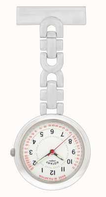 Rotary Nurses Fob Watch Stal nierdzewna LPI00616 LP00616