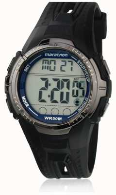 Timex Ironman maraton szary zegarek T5K359
