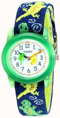 Timex Zegarek dziecięcy z gekonami T72881