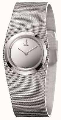 Calvin Klein Zegarek impulsowy ze stali nierdzewnej ze stali nierdzewnej K3T23128