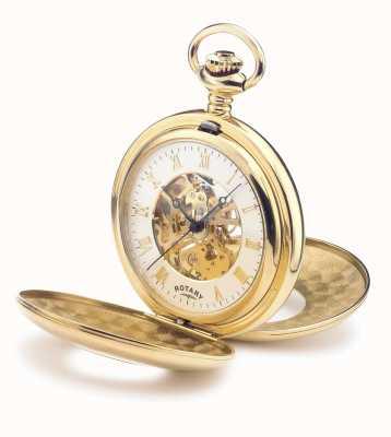 Rotary Męski zegarek kieszonkowy nakręcany ręcznie, ex-display MP00713/01EX-DISPLAY