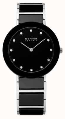 Bering Kryształowy, ceramiczny zegarek 11435-749