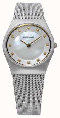 Bering damska tarcza z masy perłowej 11927-004