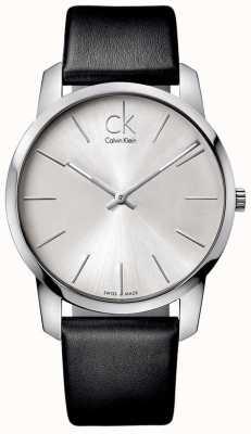 Calvin Klein Męski zegarek miejski K2G211C6