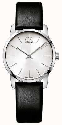 Calvin Klein Zegarek miejski dla pań K2G231C6