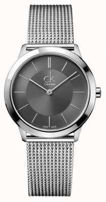 Calvin Klein Minimalny męski zegarek K3M22124