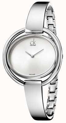 Calvin Klein Porywczy damski zegarek K4F2N116