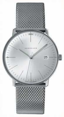 Junghans Męski zegarek ze stali nierdzewnej 041/4463.44