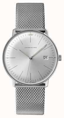 Junghans Męski zegarek max bill ze stali nierdzewnej 041/4463.48