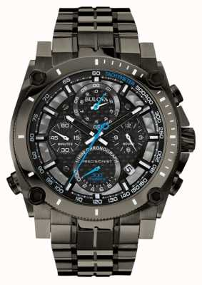 Bulova Męski chronograf z precyzyjnym chronografem 98G229