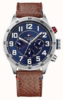 Tommy Hilfiger Męski trent wielofunkcyjny zegarek 1791066