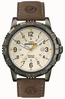 Timex Indiglo surowe pole wyprawy T49990