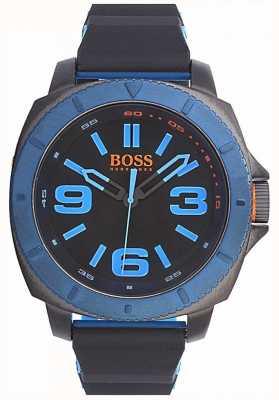 Hugo Boss Orange Męski klasyczny zegarek z czarną tarczą 1513108