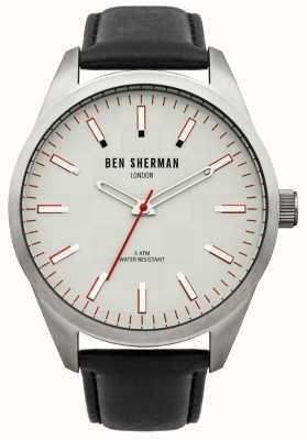 Ben Sherman London męski zegarek WB007S