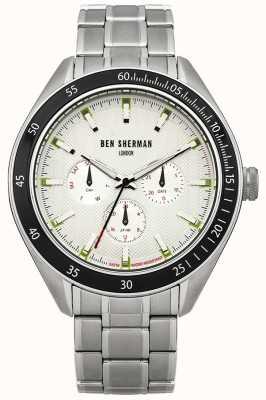 Ben Sherman London męski zegarek WB011SM
