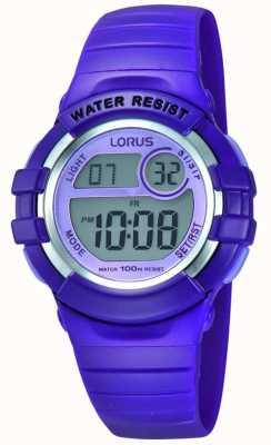 Lorus Dziecięcy zegarek z lorem R2385HX9