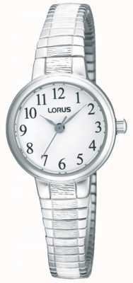 Lorus Damski zegarek ze stali ekspandera RG239NX9
