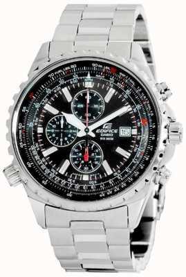 Casio Męski zegarek z chronografem gmachu EF-527D-1AVEF