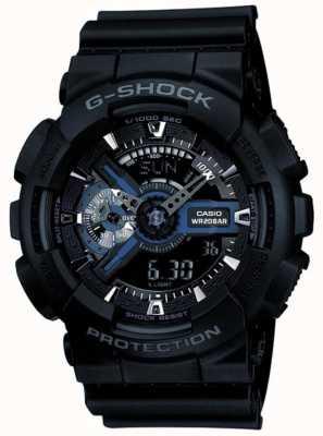 Casio Zegarek chronograficzny G-shock GA-110-1BER