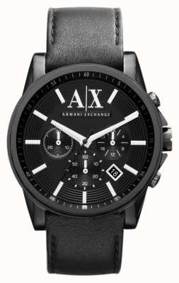 Armani Exchange Zegarek chronograf męski Outerbanks AX2098
