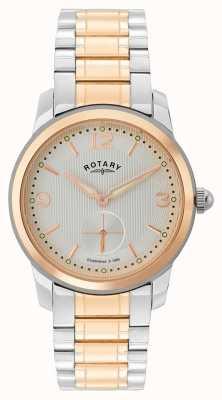 Rotary Dwukolorowy zegarek firmy Cambridge GB02701/01