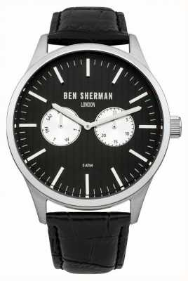 Ben Sherman Męski zegarek społecznościowy spitalfields WB024BA