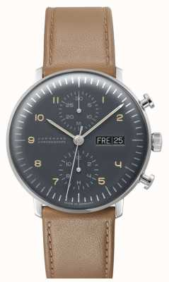 Junghans Max bill chronoscope (data angielska) 027/4501.01