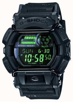 Casio G-shock męski czarny zegar stealth GD-400MB-1ER