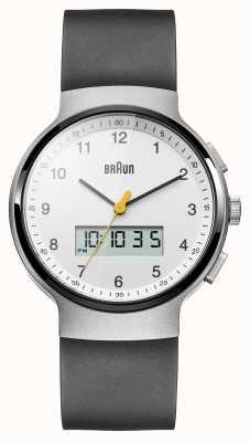 Braun Zegarek z czarnej, ceramicznej sukni BN0159WHBKG