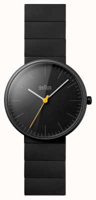 Braun Zegarek z czarnej, ceramicznej sukni BN0171BKBKG