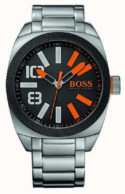 Hugo Boss Orange Klasyczny zegarek Gent's London xxl 1513114
