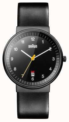 Braun Mężczyzna cały czarny zegarek BN0032BKBKG