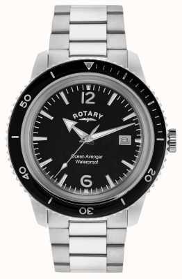 Rotary Mściciel oceanu ze stali nierdzewnej GB02694/04