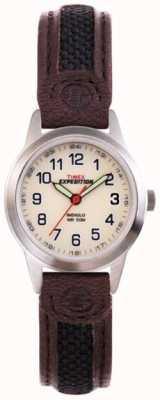 Timex Ladies indiglo - zegarek polowy na wyprawę T41181