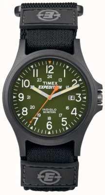 Timex Exdition acadia scout zielona tarcza TW4B00100