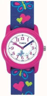 Timex Zegarek na pasek motylkowy dla dzieci T89001